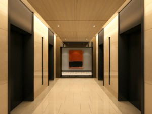 Hallway Design in NYC