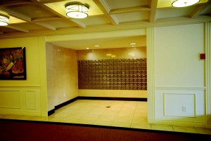 Design Services For Mailbox Areas